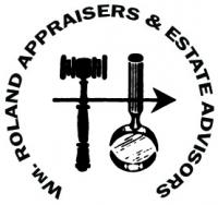 Wm. Roland Appraisers & Estate Advisors Logo
