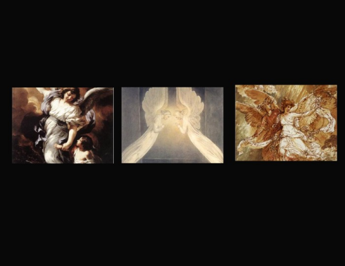 The Art of Angels; An Illustrated Guide'