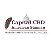 Capital CBD American Shaman Logo