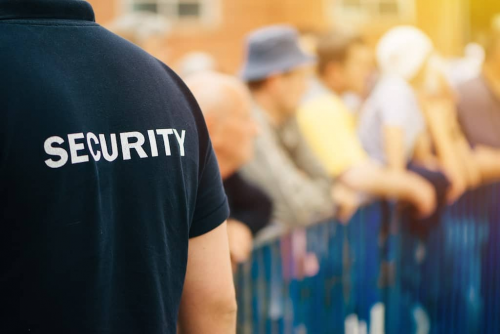 Residential Security Services'