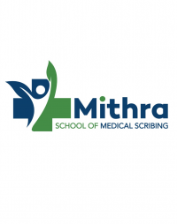 Mithra School of Medical Scribing Ernakulam Logo