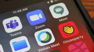 Online Meeting App'