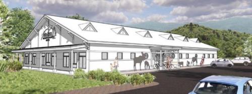 Children's Learning Center Building'