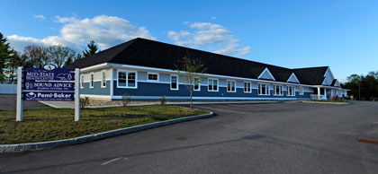 Mid-State Health Center Main Building'