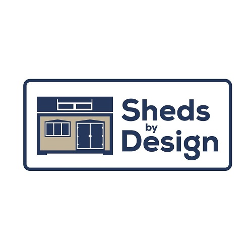 Company Logo For Sheds By Design'