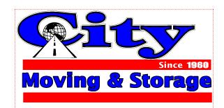 Company Logo For City Moving & Storage'