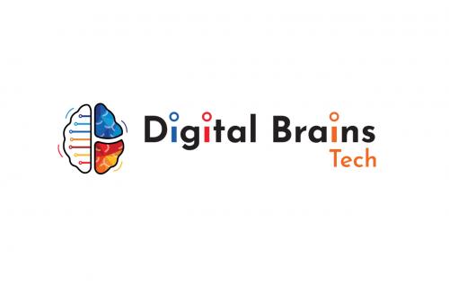 Company Logo For Digital Brains Tech'