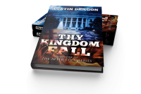 Book Cover of Thy Kingdom Fall