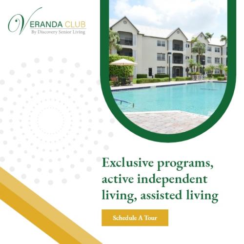 Senior Assisted Living - Veranda Club'