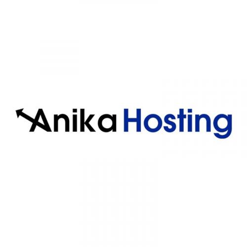 Company Logo For Anika Hosting'