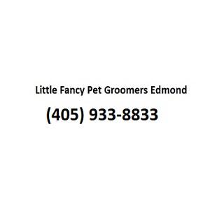 Company Logo For Little Fancy Pet Groomers Edmond'