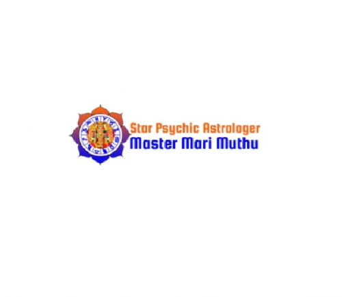 Company Logo For Master Mari Muthu Ji: Astrology Services in'
