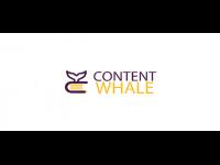 Content Whale Logo