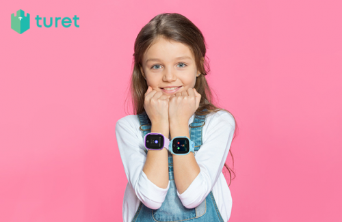 Buy Kids Smart Watch With GPS Tracking'