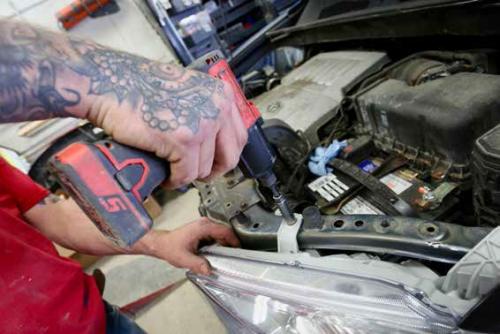 Auto Body Repair'