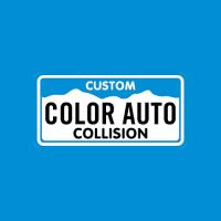 Color Auto Collision Logo
