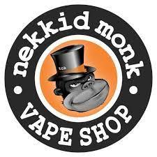 Company Logo For Nekkid Monk Vape Shop'
