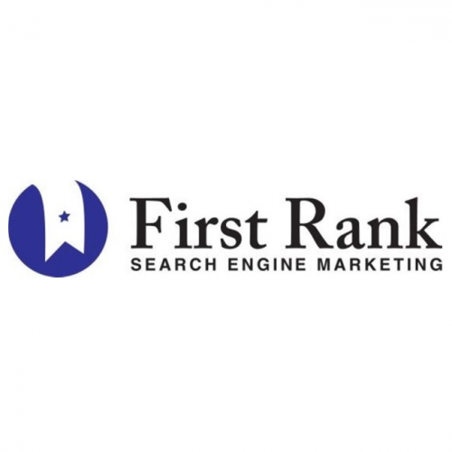 Company Logo For First Rank SEO'