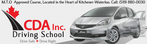 Company Logo For Canadian Driving Academy Inc.'
