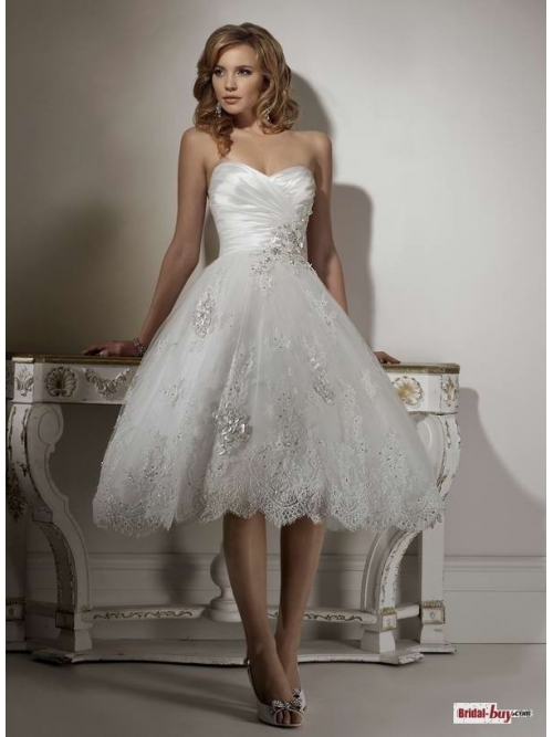 Bridal-buy.com: Lace Wedding Dresses With Discounts For This'