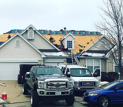 Orlando Roof Install'