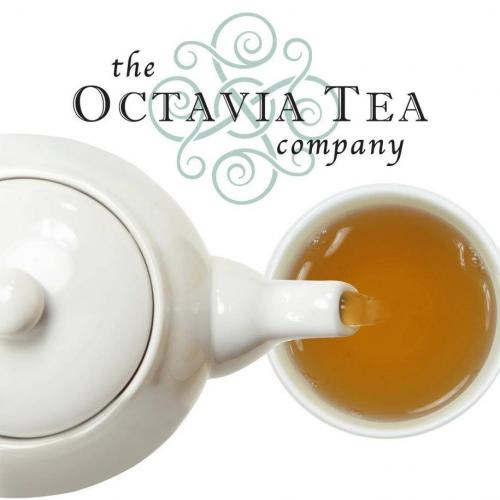 Company Logo For Octavia Tea'