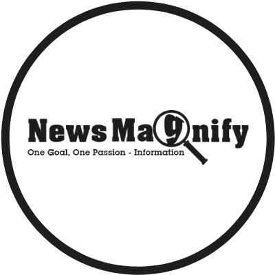 Company Logo For News Magnify'
