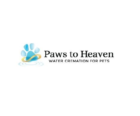 Company Logo For Paws To Heaven'