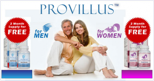 Provillus For Hair Loss'