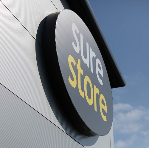 SureStore - Self Storage Burton'