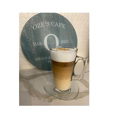 Company Logo For Oze's Cafe'