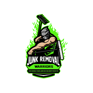 Company Logo For Junk Removal Warriors'