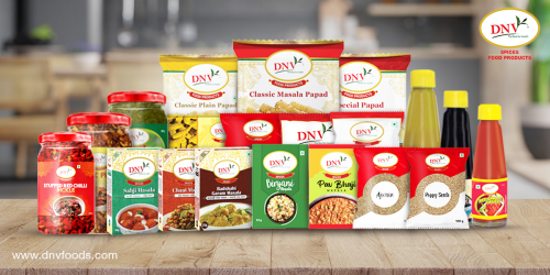 DNV Food and Spices Products'