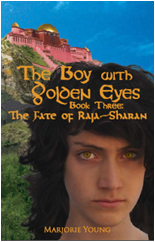 The Boy With Golden Eyes'