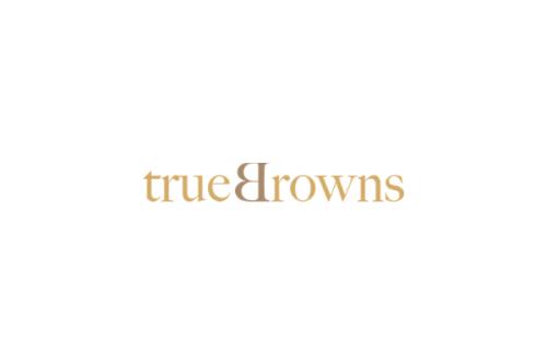Company Logo For trueBrowns'