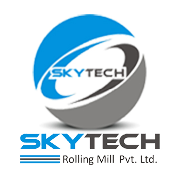 Company Logo For Skytech Rolling Mills'