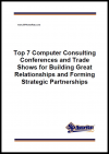 Top 7 Computer Consulting Conferences and Trade Shows'