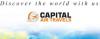 Company Logo For Capital Air Travels   Flight Ticket'
