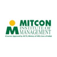 MITCON Institute of Management Pune Logo