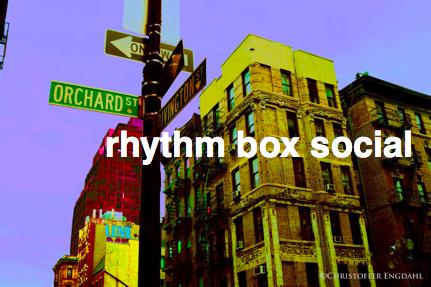 Rhythm Box Social'