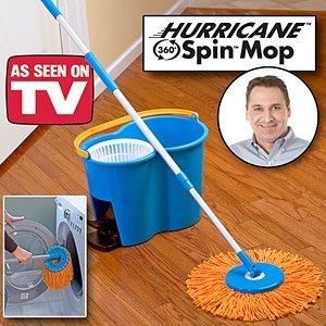 Hurricane Mop'