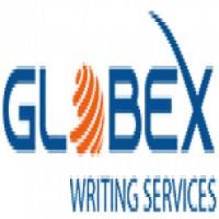 Globex Writing Services Logo
