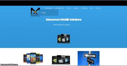 Maxamum Mobile Solutions'