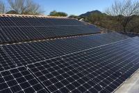 Peoria Solar Panels - Energy Savings Solutions Logo