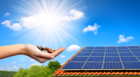 Phoenix Solar Panels - Energy Savings Solutions Logo
