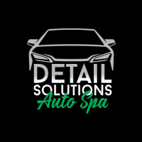 Detail Solutions Auto Spa Logo