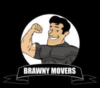 Brawny Movers Logo