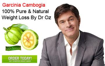 Dr Oz Garcinia Cambogia'