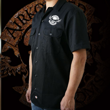 VW Restoration Shop Airkooled Kustom Work Shirts'