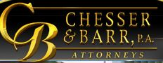 Company Logo For Law Offices of Chesser & Barr, P.A.'